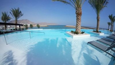 Photo for A lovely 3-bedroom villa with pool and near the beach
