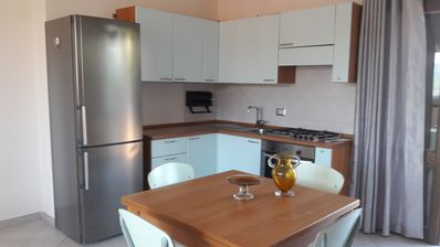 """Photo for Mediterranean Holiday Home """"San Teodoro Residenziale"""" with Balcony & Terrace; Parking Available, Pets Allowed"""