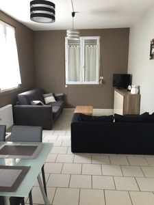 Photo for Apartment Berck-Plage 2 to 5 people 50 m from the beach