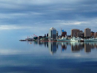 Photo for 1-Bedroom Furnished Apartment Overlooking Halifax Harbour