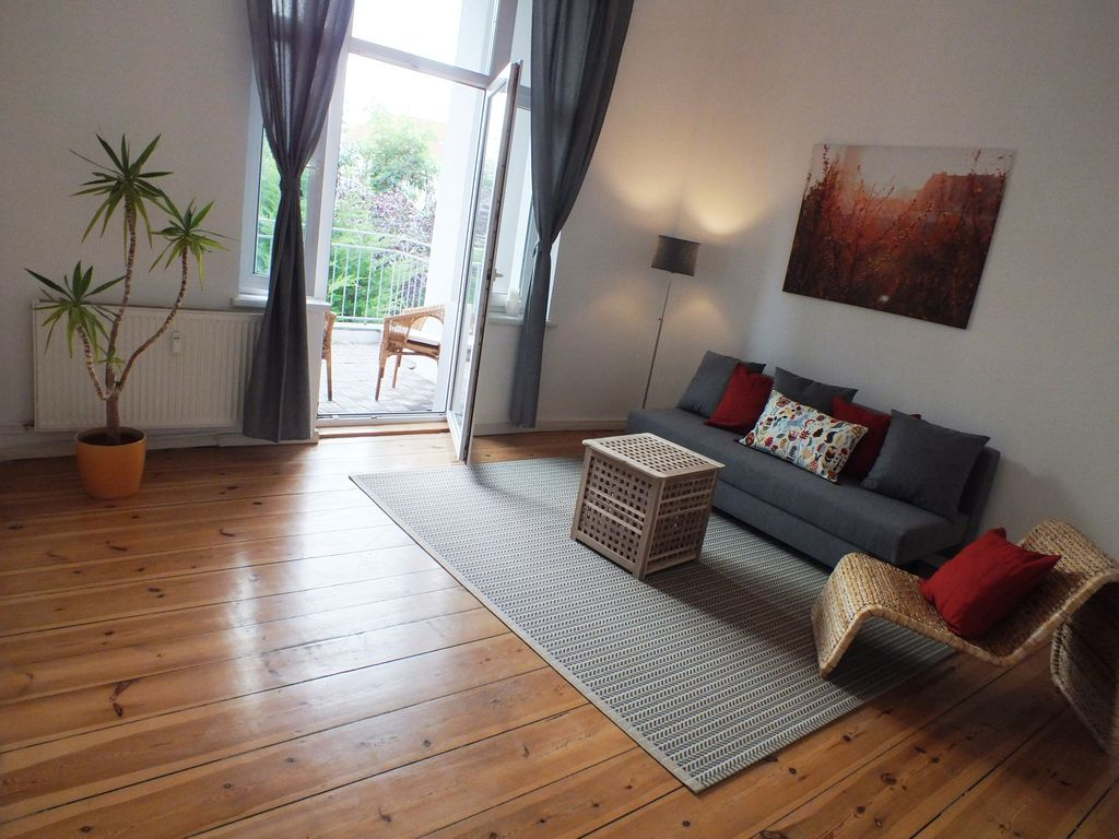 Large family-friendly apartment - up to 4 p