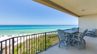 Photo for 30A Gulf Front Condo! Completely Renovated! Unforgettable Beach Views!