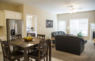 Photo for Spacious and Comfortable Waukee Condo