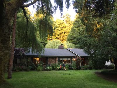 Photo for Gorgeous Kid & Dog Friendly Country Home Nestled In The Redwoods