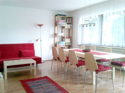 Photo for 3 rooms, kitchen, bathroom, toilet, 100sqm, close to S-Bahn, parking lot, near Nuremberg