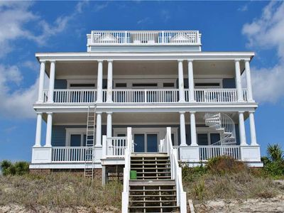 Photo for South Point: 5 BR / 5.5 BA house in Pawleys Island, Sleeps 13