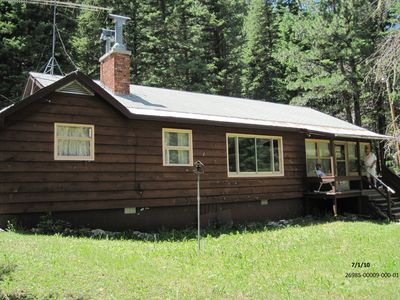 Photo for Beautiful Spearfish Canyon Cabin - fish, relax, explore! Don't miss!
