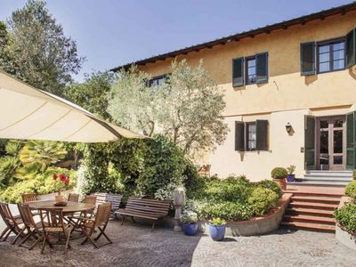 Photo for CHARMING VILLA near Lucca with Pool & Wifi. **Up to $-1216 USD off - limited time** We respond 24/7