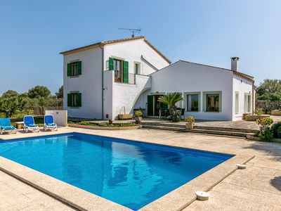 Photo for Son Xota de Dalt (092005) - Country house for 6 people in Campos
