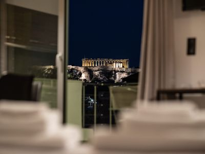 Photo for Dreamy Athens Penthouse With Acropolis View