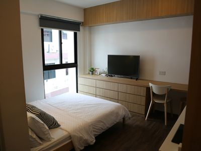 Photo for Self-contained fully furnished studio with housekeeping