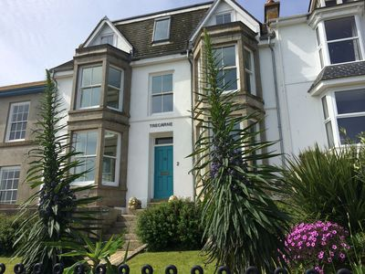 Photo for Large Family Holiday Home With 2 Parking Spaces And Amazing Views Over St Ives.