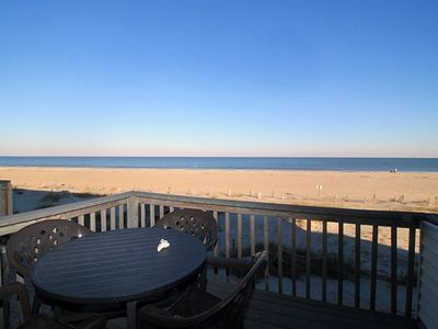 Photo for Tybee Lights Condominiums - Unit 112-C - Ocean Front - FREE Wi-Fi