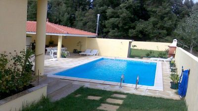 Photo for Spacious house with private pool and near the beach