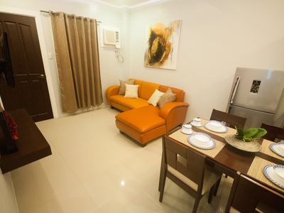Photo for 1br Fully furnished Condo/Hotel NF Suites Davao
