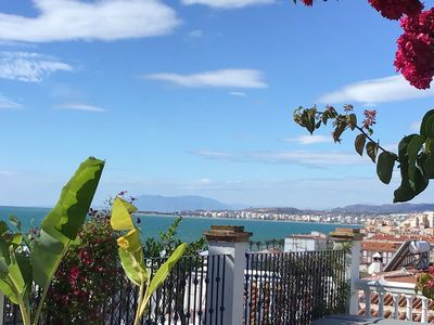"Photo for ""Balcon del Mar"", 5 minutes from the beach, direct sea view, palm garden,"