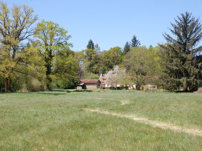 Photo for Tranquil Rural Retreat Farm Cottage, Nr St Mathieu, Haute Vienne/North Dordogne