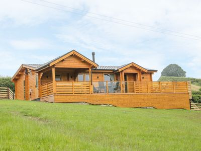 Photo for Manor Farm Lodges - Dragon Lodge, NEWTOWN