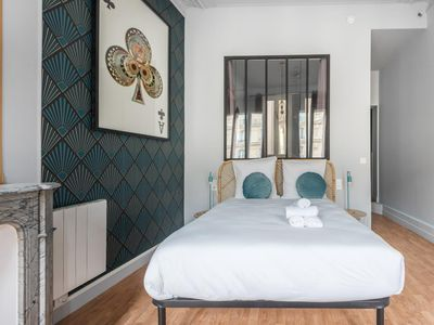 Photo for Saint-Lazare - Opéra : lovely flat for 4