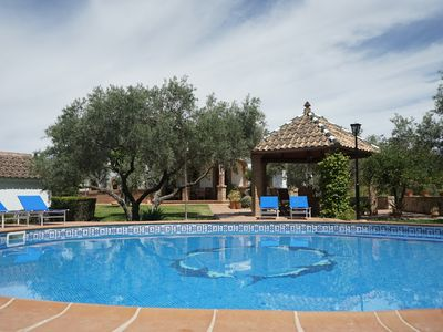 Photo for NEW LISTING. Best luxury villa in Ronda. Private Pool and beautiful. Secluded.