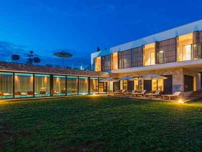 Photo for Exquisitely designed luxury villa with indoor swimming pool,wellness and spa !