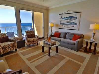 Photo for Absolutely stunning 2 bedroom 2 bath at Treasure Island. KING BEDS BOTH ROOMS