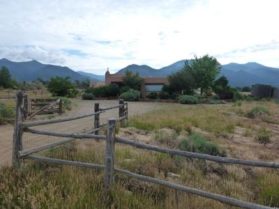 Photo for Anahata Casita: Midway Between Taos & Taos Ski Valley - The Best Location!