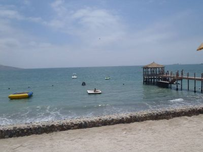 Photo for Rent Depa on 1st floor Facing the Sea of Paracas