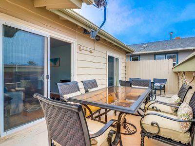 Perfect family getaway! In the heart of MIssion Beach!