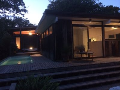 Photo for Fire Island Pines Beach House with Pool