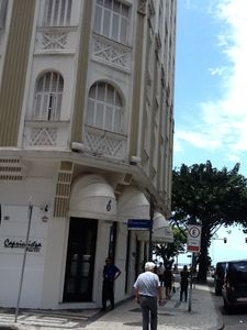 Photo for Apart-Hotel Luxury block from Copacabana beach, with service for 4 people
