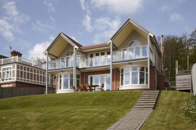 Prime Luxury 5 Gold Award Seaside House In Seaivew Isle Of Wight Seaview Beutiful Home Inspiration Ommitmahrainfo
