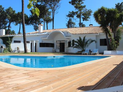 Photo for Villa with private pool near Beach, Golf & Lisbon