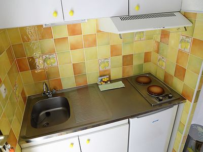 Photo for Apartment Les Marmottes in Barèges - 4 persons, 1 bedrooms