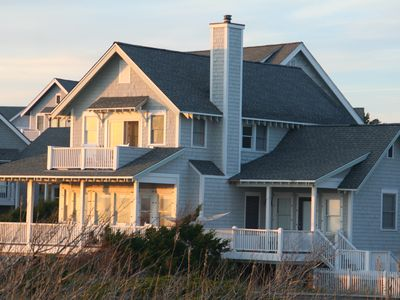 Photo for Ocean Front Home / Unobstructed Views / Direct Beach Access