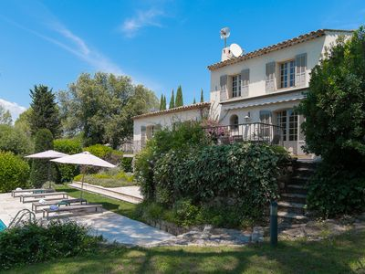 Photo for La Clairiere - Villa for 6 people in Valbonne