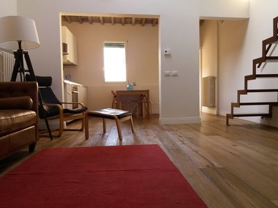 Photo for Top Floor Attic in Santa Croce Area, Florence