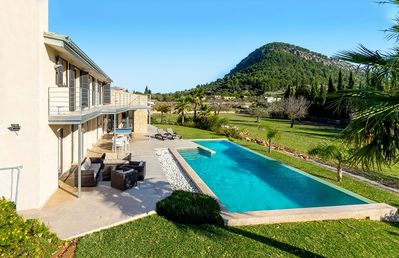 Photo for Villa La Rafal with Private Pool in Pollennsa