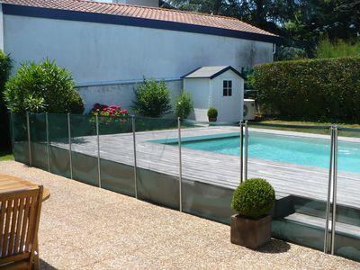 Photo for 5 bedroom house with pool - Saint Jean de Luz