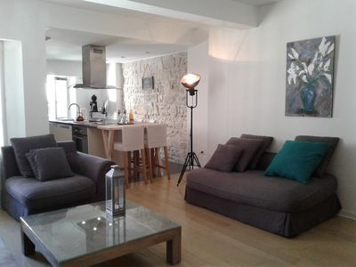 Photo for APARTMENT COCOON. FULL HISTORIC CENTER 4 PEOPLE