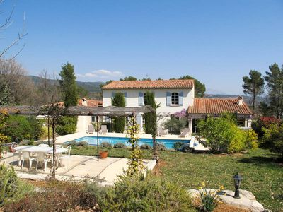Photo for Vacation home La Bastide des Oliviers  in Fayence, Côte d'Azur hinterland - 8 persons, 3 bedrooms