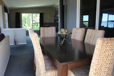 Skyehaven, Dining area