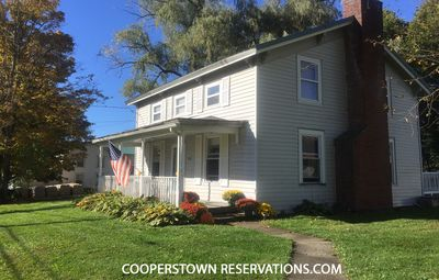 4br house vacation rental in cooperstown new york 2037526