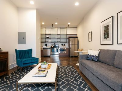 Photo for Premier Loft in Historic Downtown Building