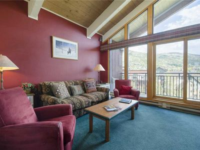 Photo for W3532 by Mountain Resorts ~ Top Floor with Stunning Views ~ Outdoor Pool