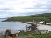 Myponga Beach view