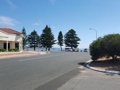 Distance to Foreshore from Apartments