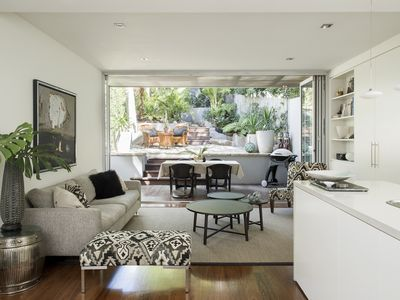 You'll love the open plan living area