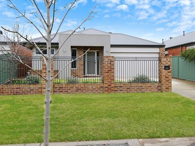 A beautiful modern home in a quiet tree lined st - 2 minute walk to CBD