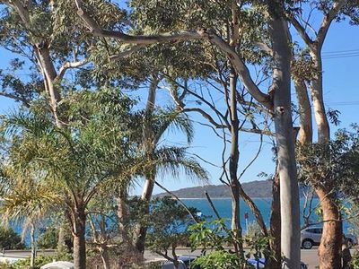 5 'Ocean Breeze' Shoal Bay Avenue - Fabulous location opposite Shoal Bay beach